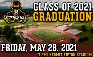 Science Hill Graduation Graphic
