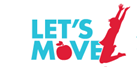 Let's Move Logo