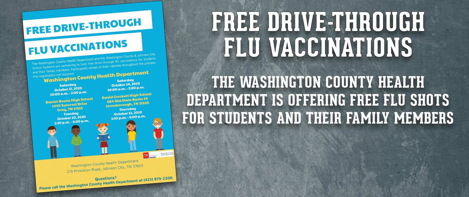 Free Flu Vaccinations