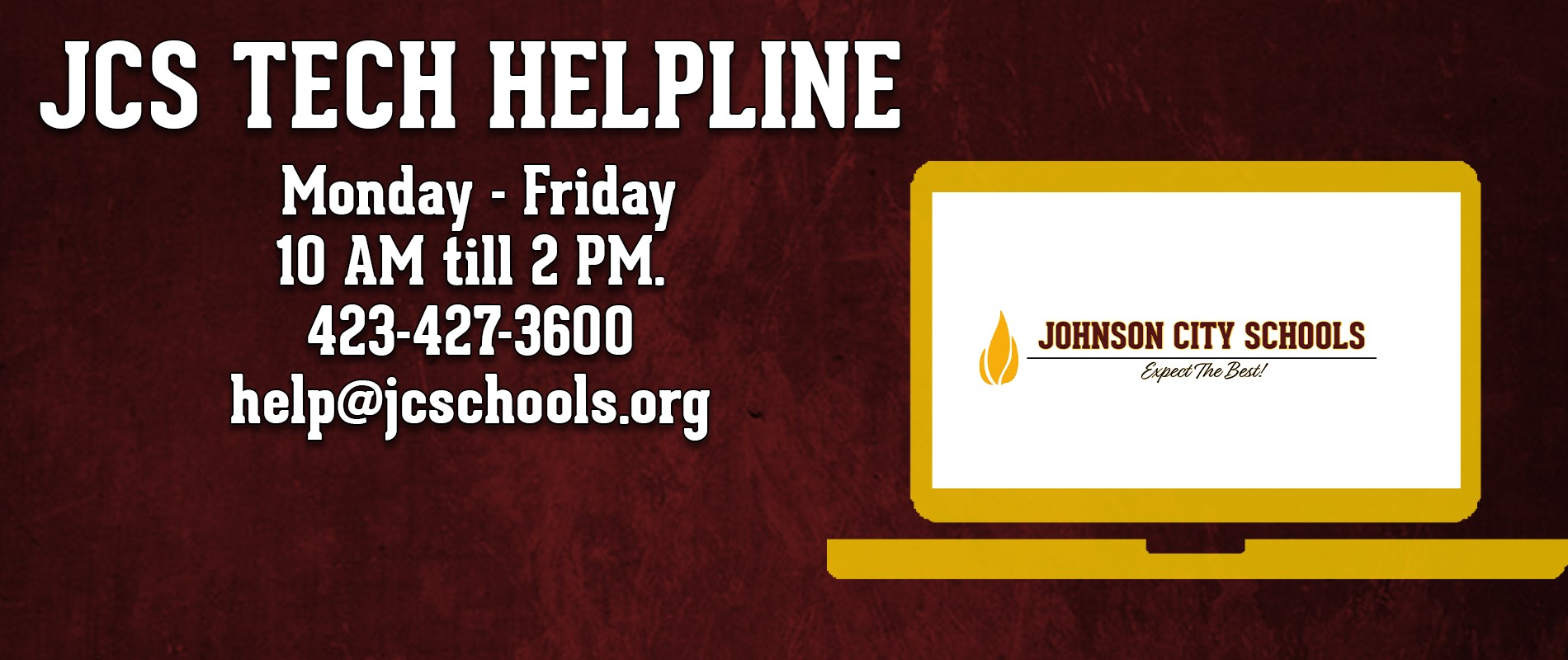 JCS Tech Helpline